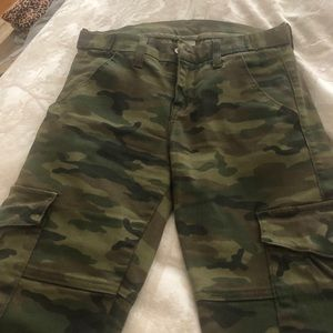 NSF Vincent revolve clothing skinny cargo pant